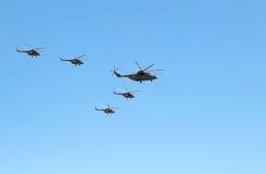 Lotnictwo Militarna siły powietrzne Rosja Fotografia Royalty Free
