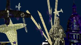 Lotnicy ilustracji