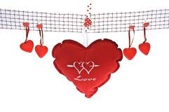 lotnicza miłość Obraz Stock