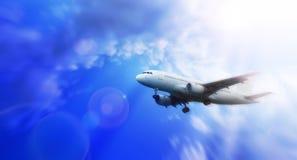 lotnicza pocztówka obraz stock