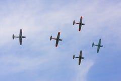 Lotnicza wystawa Fotografia Royalty Free