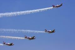Lotnicza wystawa Zdjęcia Royalty Free