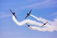 Lotnicza wystawa Zdjęcia Stock