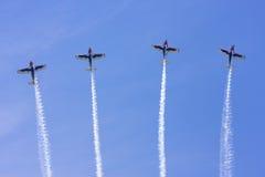 Lotnicza wystawa Zdjęcie Royalty Free