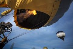 Lotnicza wystawa Fotografia Stock