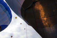 Lotnicza wystawa Zdjęcie Stock