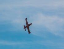 Lotnicza wystawa w Włochy Zdjęcie Stock