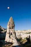 lotniczego ballon gorąca przejażdżka Zdjęcia Royalty Free