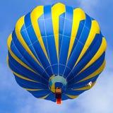 lotniczego balonu chmurny gorący niebo Zdjęcie Royalty Free