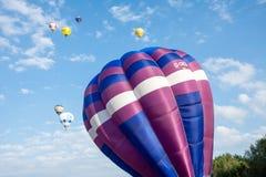 lotniczego balonu festiwal gorący Fotografia Stock