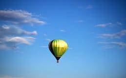 lotniczego balonu gorący niebo Obraz Royalty Free