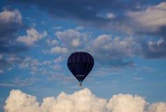 lotniczego balonu gorący niebo Fotografia Stock