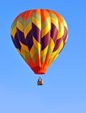 lotniczego balonu kolorowy gorący Obrazy Royalty Free