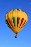 lotniczego balonu kolorowy gorący Obraz Royalty Free