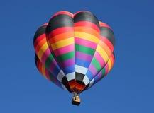 lotniczego balonu kolorowy gorący Zdjęcia Stock