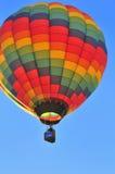 lotniczego balonu kolorowy gorący Zdjęcie Royalty Free