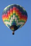 lotniczego balonu kolorowy gorący Obrazy Stock