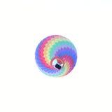 lotniczego balonu kolorowy gorący niebo Zdjęcia Royalty Free