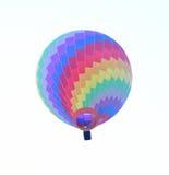 lotniczego balonu kolorowy gorący niebo Obrazy Royalty Free