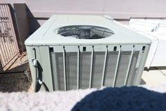 lotniczego conditioner ilustracyjny rozszczepiony system Zdjęcie Royalty Free