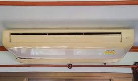 lotniczego conditioner ilustracyjny rozszczepiony system Obraz Royalty Free