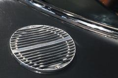 Lotniczego naboru grille Luksusowe rocznika samochodu części Zdjęcia Stock