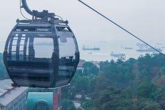 lotniczej bramy piekła s tramwaj zdjęcie stock