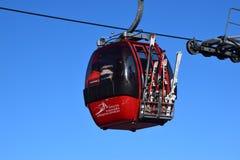 lotniczej bramy piekła s tramwaj Zdjęcie Royalty Free