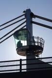 lotniczy Amsterdam kontrolny międzynarodowy Schiphol wierza ruch drogowy Obraz Royalty Free