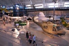 Lotniczy & Astronautyczny obywatela Muzeum Zdjęcia Royalty Free