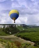 Lotniczy ballon zdjęcia royalty free