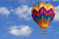 lotniczy balon Obrazy Royalty Free