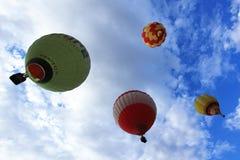 lotniczy balon gorący Putrajaya Obraz Stock