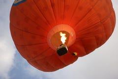 lotniczy balon gorący Putrajaya Obraz Royalty Free