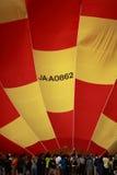 lotniczy balon gorący Putrajaya Obrazy Royalty Free