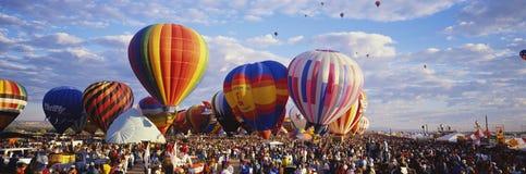 Lotniczy balony Zdjęcie Royalty Free