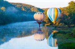 Lotniczy balony Zdjęcia Stock