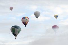 Lotniczy balony Zdjęcie Stock