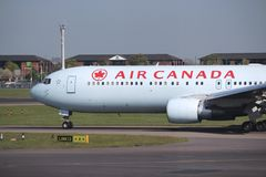 lotniczy Canada Zdjęcie Stock