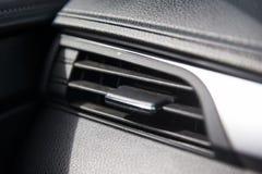 Lotniczy conditioner w samochodzie Obrazy Stock