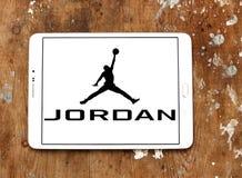 Lotniczy Jordanowski gatunku logo Obraz Royalty Free