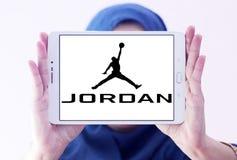 Lotniczy Jordanowski gatunku logo Obraz Stock