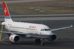 lotniczy Malta płaski Obraz Stock