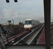 Lotniczy pociąg Fotografia Royalty Free