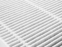 Lotniczy purifier filtr Obrazy Stock