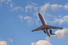 Lotniczy samolot Zdjęcie Stock