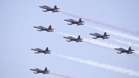 Lotniczy samoloty Fotografia Royalty Free