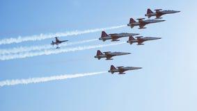 Lotniczy samoloty Zdjęcie Stock