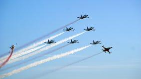 Lotniczy samoloty Fotografia Stock