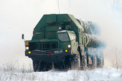 Lotniczy systemy obrony S-300 Obraz Royalty Free